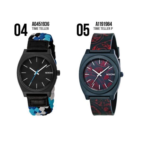 ニクソン NIXON 腕時計 メンズ TIME TELLER タイムテラー レディース|u-stream|04