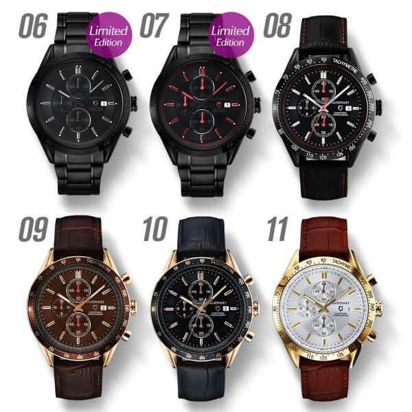 腕時計 メンズ 人気 腕時計 レーシング ブランド クロノグラフ メンズ 腕時計 新生活 新社会人 ビジネスマン|u-stream|03