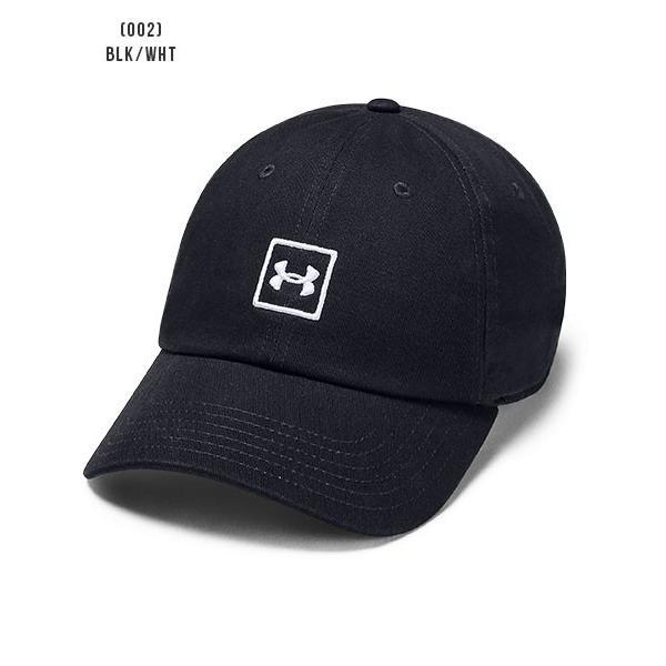 アンダーアーマー メンズ 帽子 トレーニング アジャスター調整可 1327158 UNDER ARMOUR ウォッシュドコットンキャップ uacv 03