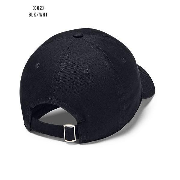 アンダーアーマー メンズ 帽子 トレーニング アジャスター調整可 1327158 UNDER ARMOUR ウォッシュドコットンキャップ uacv 04