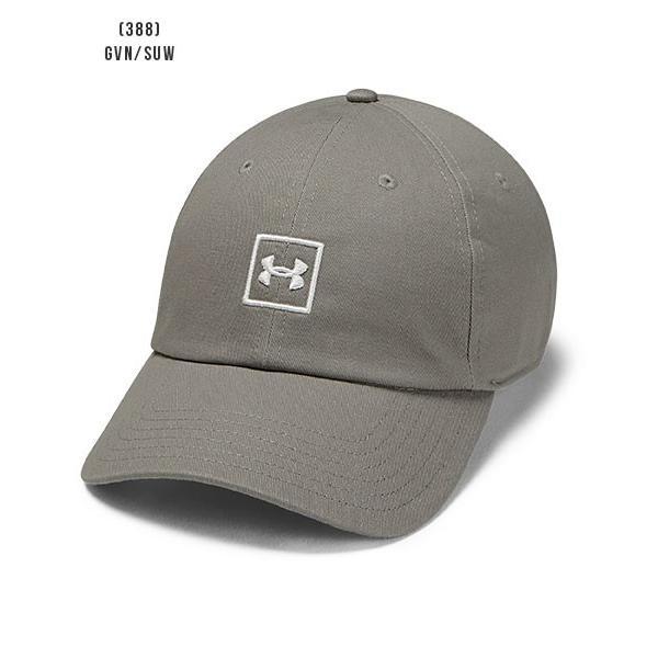アンダーアーマー メンズ 帽子 トレーニング アジャスター調整可 1327158 UNDER ARMOUR ウォッシュドコットンキャップ uacv 05