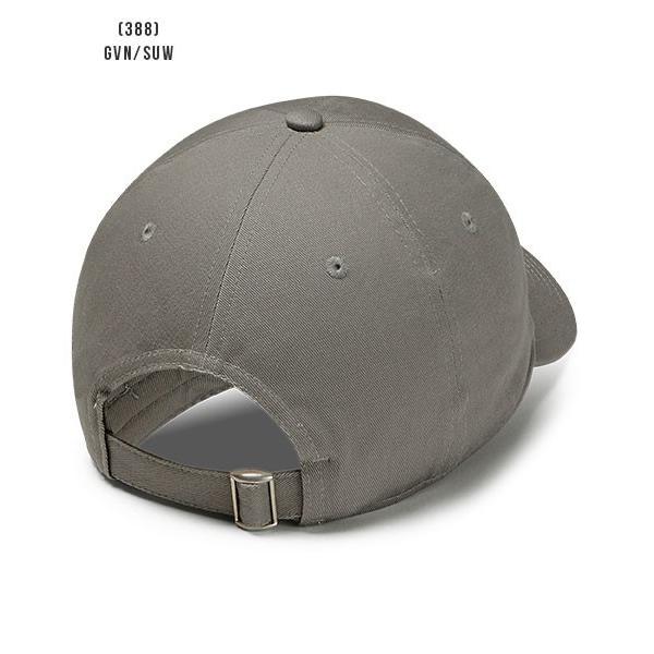 アンダーアーマー メンズ 帽子 トレーニング アジャスター調整可 1327158 UNDER ARMOUR ウォッシュドコットンキャップ uacv 06