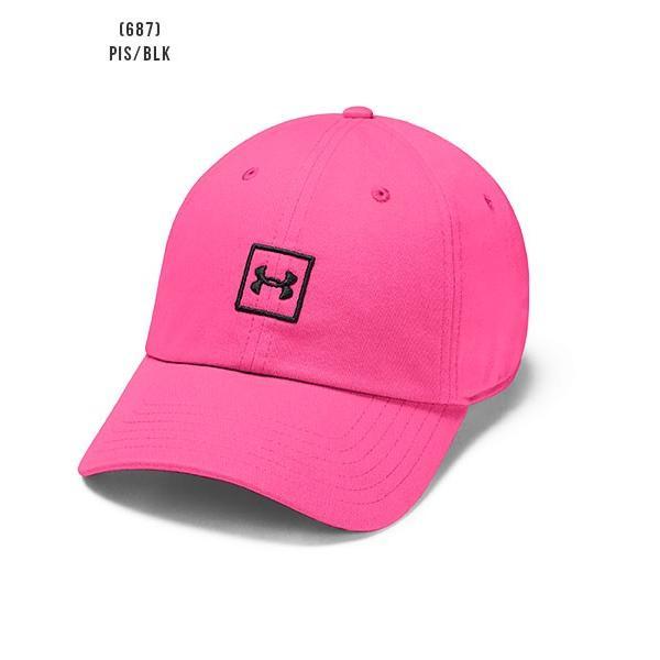 アンダーアーマー メンズ 帽子 トレーニング アジャスター調整可 1327158 UNDER ARMOUR ウォッシュドコットンキャップ uacv 07