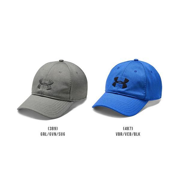 アンダーアーマー キャップ 帽子 ゴルフキャップ ゴルフ メンズ 1351413 UNDER ARMOUR ツイストキャップ|uacv|02