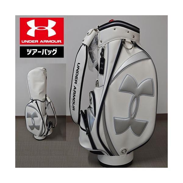 アンダーアーマー ゴルフ キャディバッグ バッグ ツアーバッグ UNDER ARMOUR ゴルフツアーバッグ|uacv