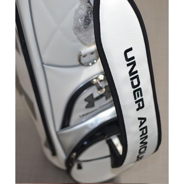 アンダーアーマー ゴルフ キャディバッグ バッグ ツアーバッグ UNDER ARMOUR ゴルフツアーバッグ|uacv|11