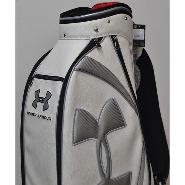 アンダーアーマー ゴルフ キャディバッグ バッグ ツアーバッグ UNDER ARMOUR ゴルフツアーバッグ|uacv|13