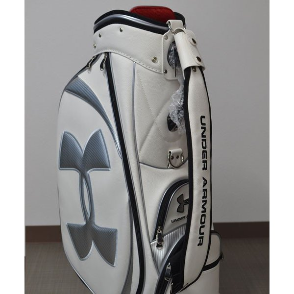 アンダーアーマー ゴルフ キャディバッグ バッグ ツアーバッグ UNDER ARMOUR ゴルフツアーバッグ|uacv|15