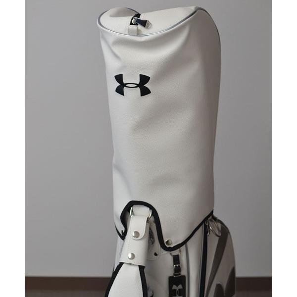 アンダーアーマー ゴルフ キャディバッグ バッグ ツアーバッグ UNDER ARMOUR ゴルフツアーバッグ|uacv|17