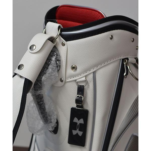 アンダーアーマー ゴルフ キャディバッグ バッグ ツアーバッグ UNDER ARMOUR ゴルフツアーバッグ|uacv|07