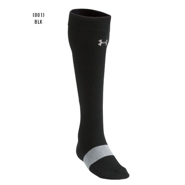 アンダーアーマー メンズ ソックス 野球 靴下 UNDER ARMOUR UAベースボールチャージドコットンソリッドソックス|uacv|04