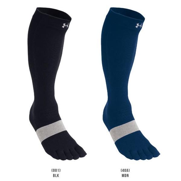 アンダーアーマー メンズ ソックス 野球 五本指 靴下 UNDER ARMOUR UAベースボールチャージドコットン5フィンガーソックス〔SBB2232〕|uacv|02