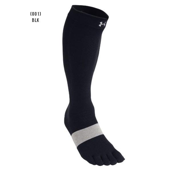アンダーアーマー メンズ ソックス 野球 五本指 靴下 UNDER ARMOUR UAベースボールチャージドコットン5フィンガーソックス〔SBB2232〕|uacv|03