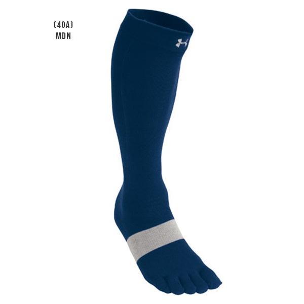 アンダーアーマー メンズ ソックス 野球 五本指 靴下 UNDER ARMOUR UAベースボールチャージドコットン5フィンガーソックス〔SBB2232〕|uacv|04
