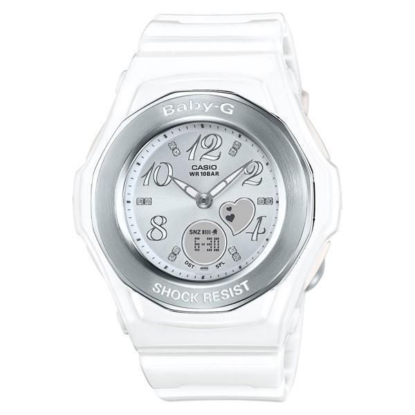 BGA-100-7B3JF ベビーG BABY-G カシオ CASIO BGA-100シリーズ レディース 腕時計 LEDライト おしゃれ かわいい アスレジャー