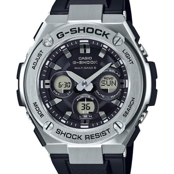 GST-W310-1AJFG-SHOCKメタルGショックジーショックジーショックCASIOカシオG-STEELGスチール国内正規