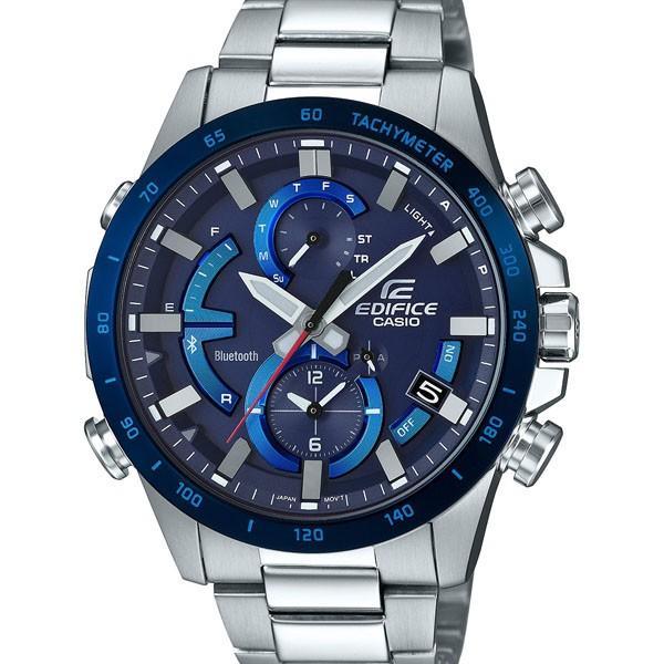 a74e877f70 EQB-900DB-2AJF EDIFICE エディフィス CASIO カシオ スマートフォンリンク Bluetooth搭載 メンズ 腕時計 国内