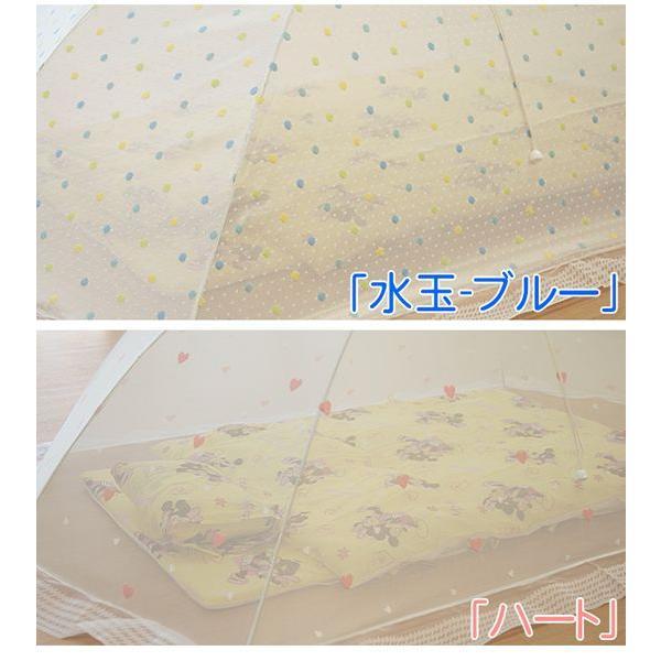 子供用 お昼寝 蚊帳 幌蚊帳 ワンタッチ カヤ|uedakaya|03