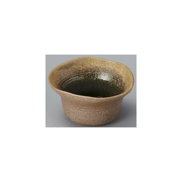 いぶき三方小鉢(大)/大きさ・12×11.8×6cm