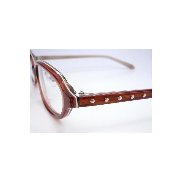 エル ELLE メガネセット EL18786E−BR uemuramegane