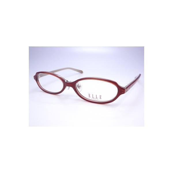 エル ELLE メガネセット EL18786E−BR uemuramegane 02
