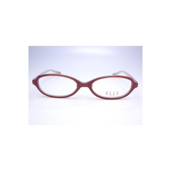 エル ELLE メガネセット EL18786E−BR uemuramegane 03