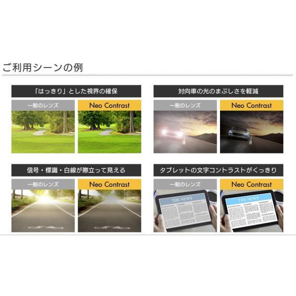 Kodak Tuffnex Neo Contrast SP,See Contrast SP コダック タフネックス ネオコントラスト シーコントラスト 【度なし】 uemuramegane 05