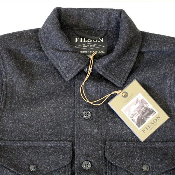 Filson single mackinaw