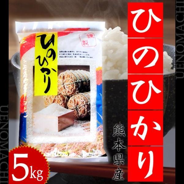 お米 ヒノヒカリ 5kg 熊本県産