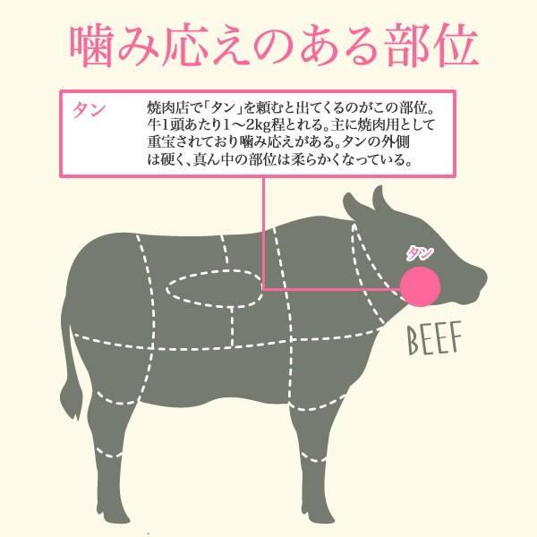 北海道産タンステーキ<300g>|ueshokufood|02