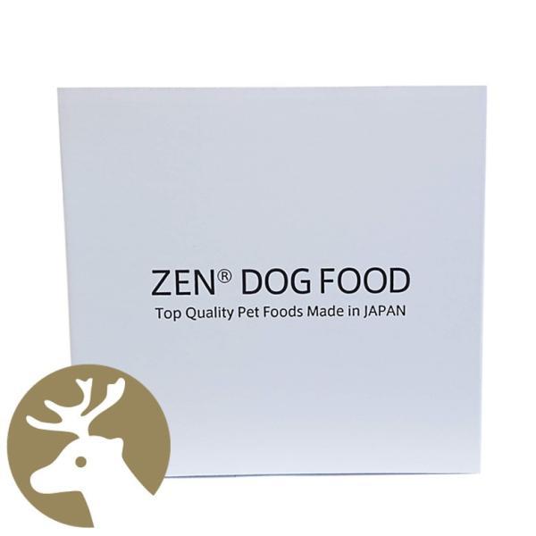 国産 ドッグフード ZEN プレミアムドッグ グレインフリー ベニソン(鹿肉) 小粒 4kg(1kg×4袋) 合成酸化防止剤無添加 穀物不使用 食物アレルギー 全年齢 00329