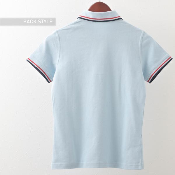 フレッドペリー Fred Perry ポロシャツ 9色 ツインティップ プレーン 英国製 フレッドペリー レディース|ukclozest|07