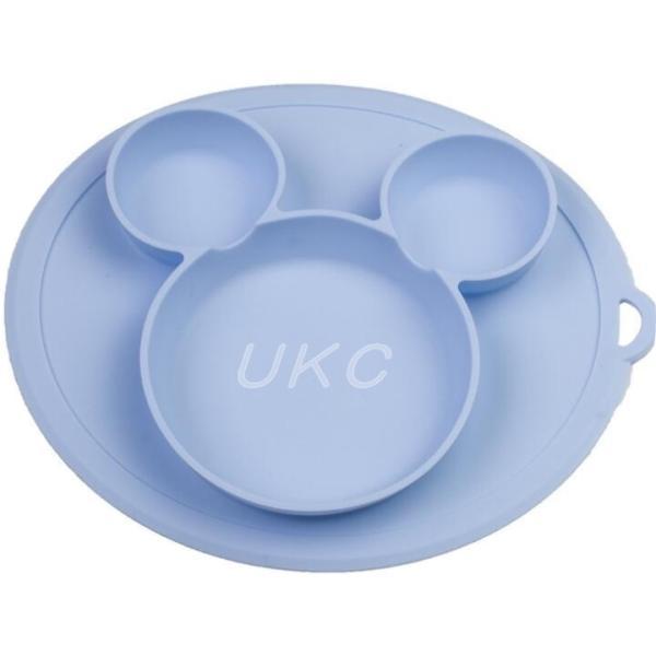 新色登場 ひっくり返らないベビー食器 離乳食 シリコンお皿 赤ちゃん ひっくり返らないお皿 動かないお皿|ukcshop|09
