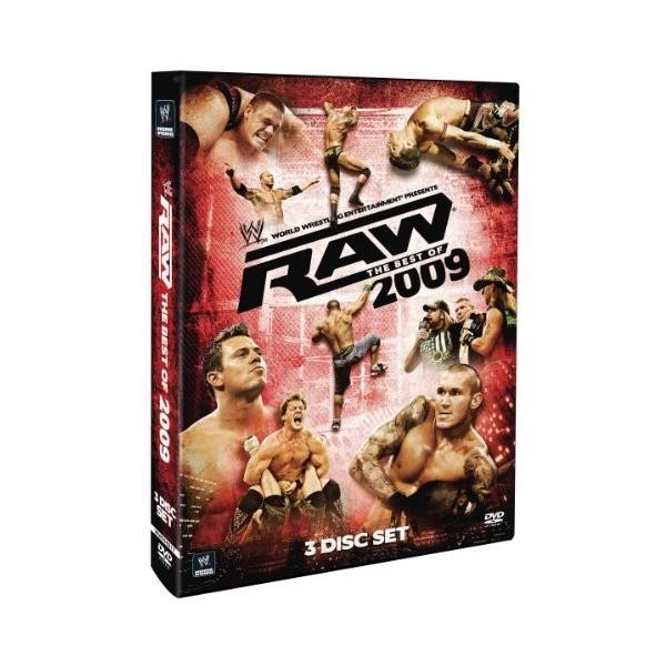 (中古品)Wwe Raw: 2009 Season [DVD] [Import] ukshop