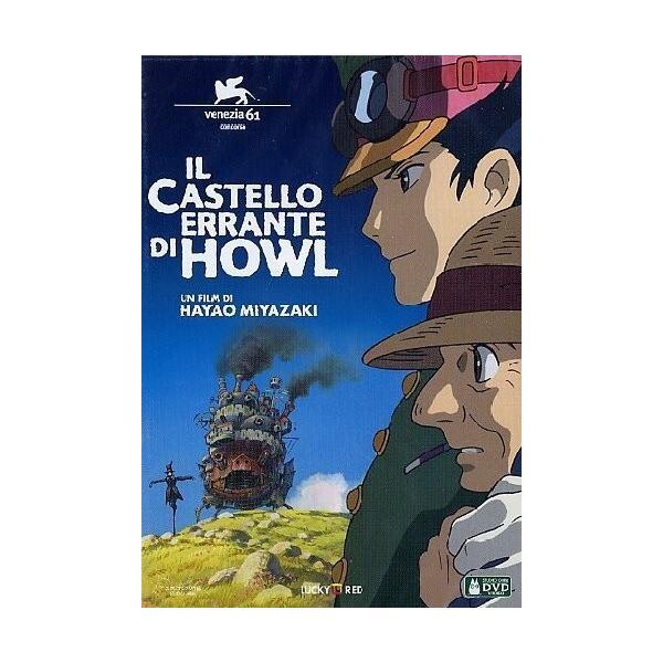 (中古品)ハウルの動く城(イタリア語版) Il Castello Errante Di Howl (Disco Sin