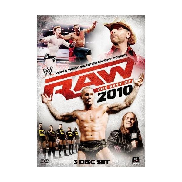 (中古品)WWE RAW ベスト・オブ・2010 [DVD]|ukshop