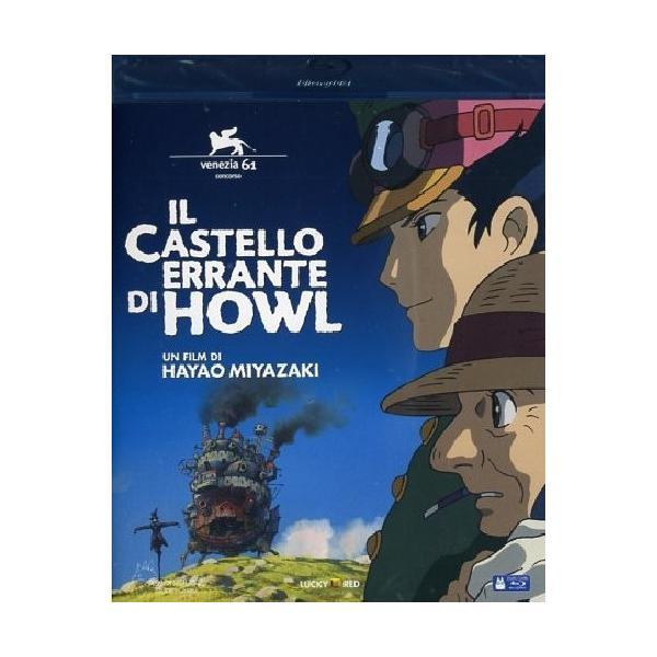 (中古品)ハウルの動く城(イタリア語版) Dettagli prodotto Il Castello Errante