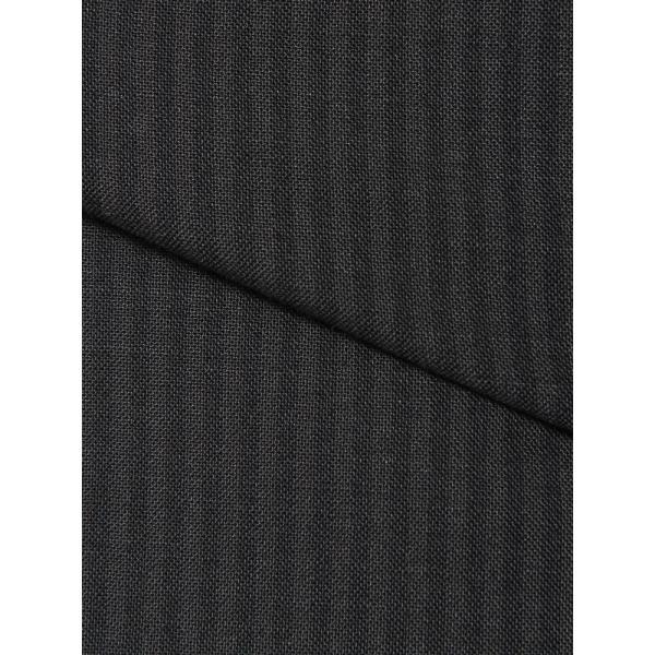 2パンツスーツ/メンズ/春夏/ツーパンツ/BASIC 3つボタンスーツ シャドーストライプ TR-12 チャコールグレー|uktsc|02