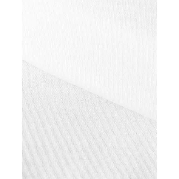 カットソー/レディース/ハンドウォッシュ/スイスコットン シャツテールクルーネック7分袖プルオーバー ホワイト|uktsc|06