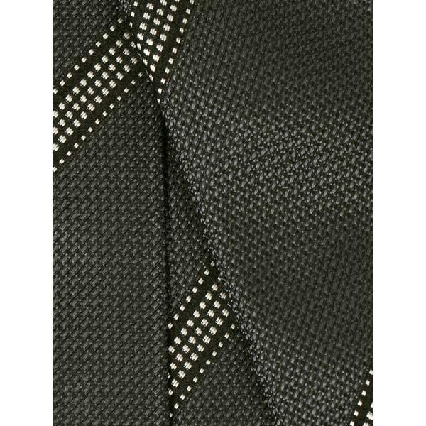 ネクタイ/レギュラータイ/メンズ/FILO D'ORO/ストライプ柄フレスコタイ/Fabric by ITALY/ グレー系|uktsc|04
