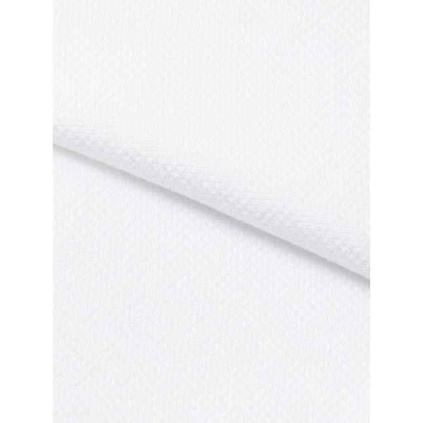 ドレスシャツ/長袖/メンズ/NON IRON STRETCH/ワイドカラードレスシャツ 織柄 〔EC・BASIC〕 ホワイト|uktsc|04