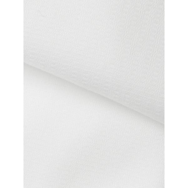 ドレスシャツ/長袖/メンズ/NON IRON STRETCH/ワイドカラードレスシャツ 織柄 〔EC・SLIM FIT〕 ホワイト|uktsc|04