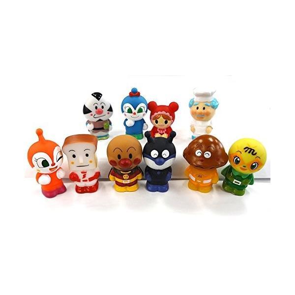 【★新品★】人形すくい アンパンマン キャラクター 10個セット 在庫処分!|ulalanbo