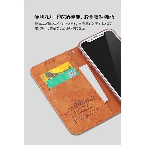 GalaxyS9 Galaxy S9 ケース カバー GalaxyS9ケース 手帳型 カード収納 スタンド ストラップ|ulink|04