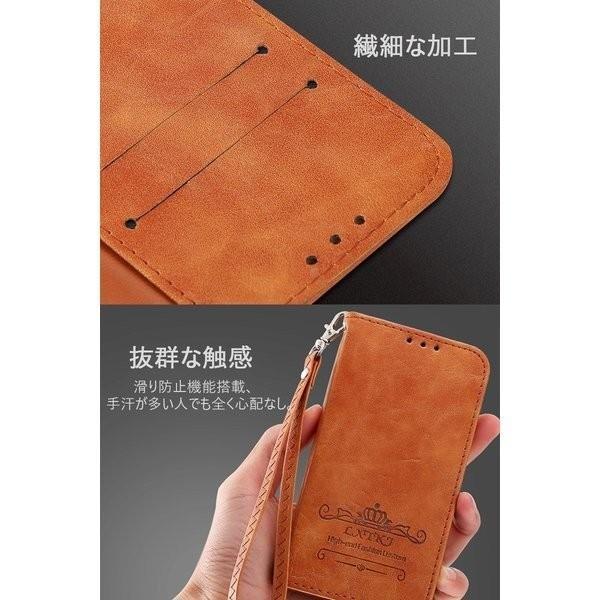 GalaxyS9 Galaxy S9 ケース カバー GalaxyS9ケース 手帳型 カード収納 スタンド ストラップ|ulink|07