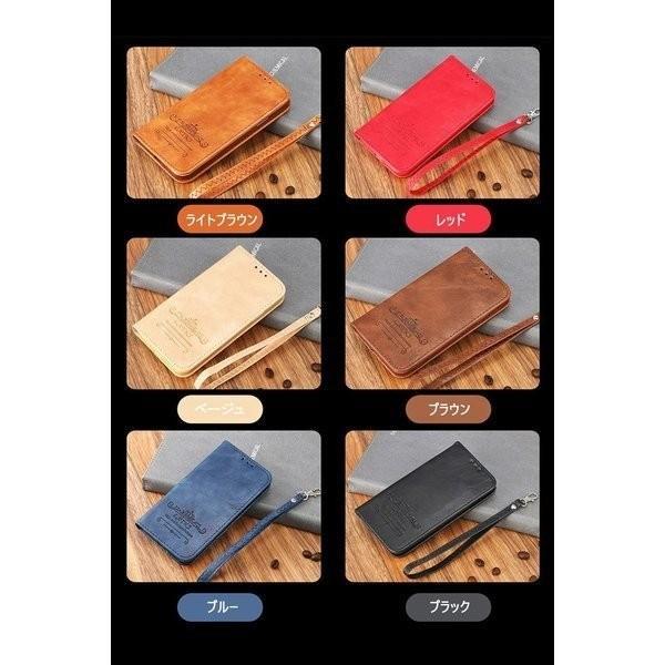 GalaxyS9 Galaxy S9 ケース カバー GalaxyS9ケース 手帳型 カード収納 スタンド ストラップ|ulink|09