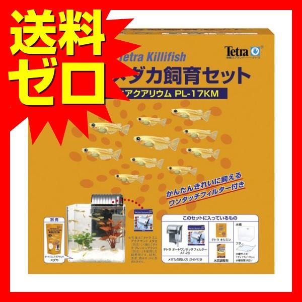 ミニアクアリウムPL17KFメダカセット スペクトラム ブランズ ジャパン (株) 【送料無料】|ulmax