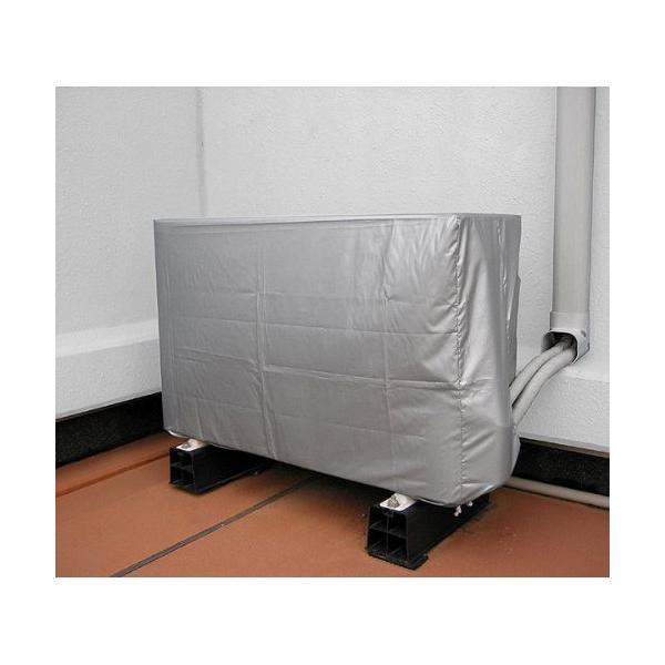 エアコン 室外機カバー SC-079 ワイズ 雑誌掲載 TVで紹介|ulmax|03