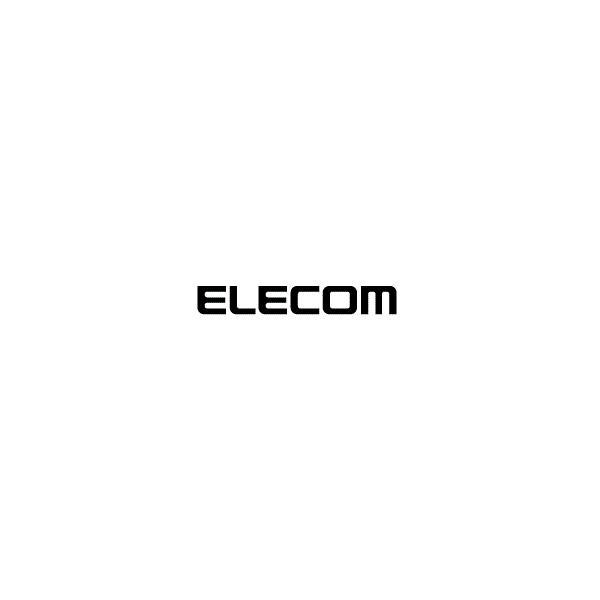 エレコム アンテナケーブル 2.5C スリムタイプ F型端子 差込式ストレート-差込式ストレート型 3m ブラック AV-ATSS30BK S-S型 黒 ELECOM