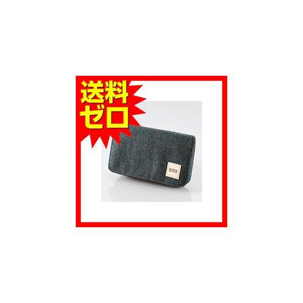 エレコム マルチ収納ポーチ(コンパクトタイプ) BMA-GP05BK